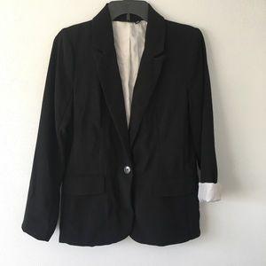 Ana - black blazer